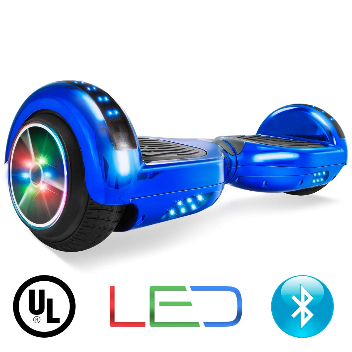 Amazon.com: Self Balancing Scooter Hoverboard UL2272 ...