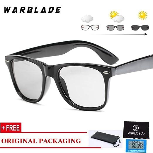 WBL Gafas de Sol fotocromáticas polarizadas para conducción ...