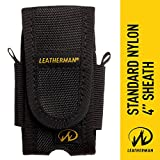 Leatherman - Standard Nylon Sheath with Pockets, Fits 4' Tools - Black