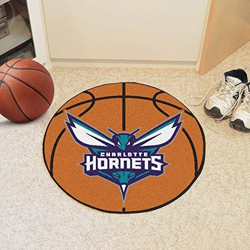 - Fanmats NBA 27 in. Basketball Mat