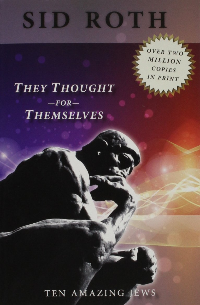 Download They Thought for Themselves: Ten Amazing Jews PDF
