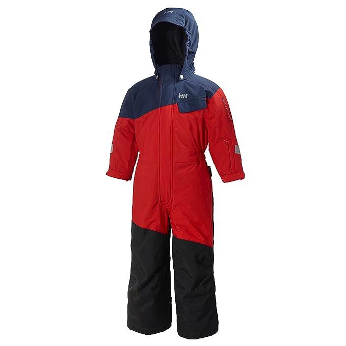 Amazon.com: Helly Hansen Kid s Rider Insulated traje de ...