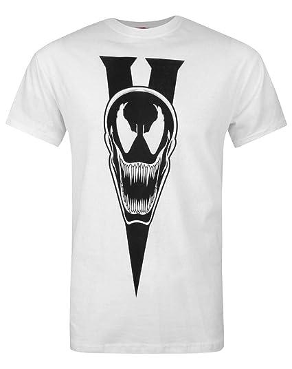 Official Hombres Venom - Camiseta (XXL)
