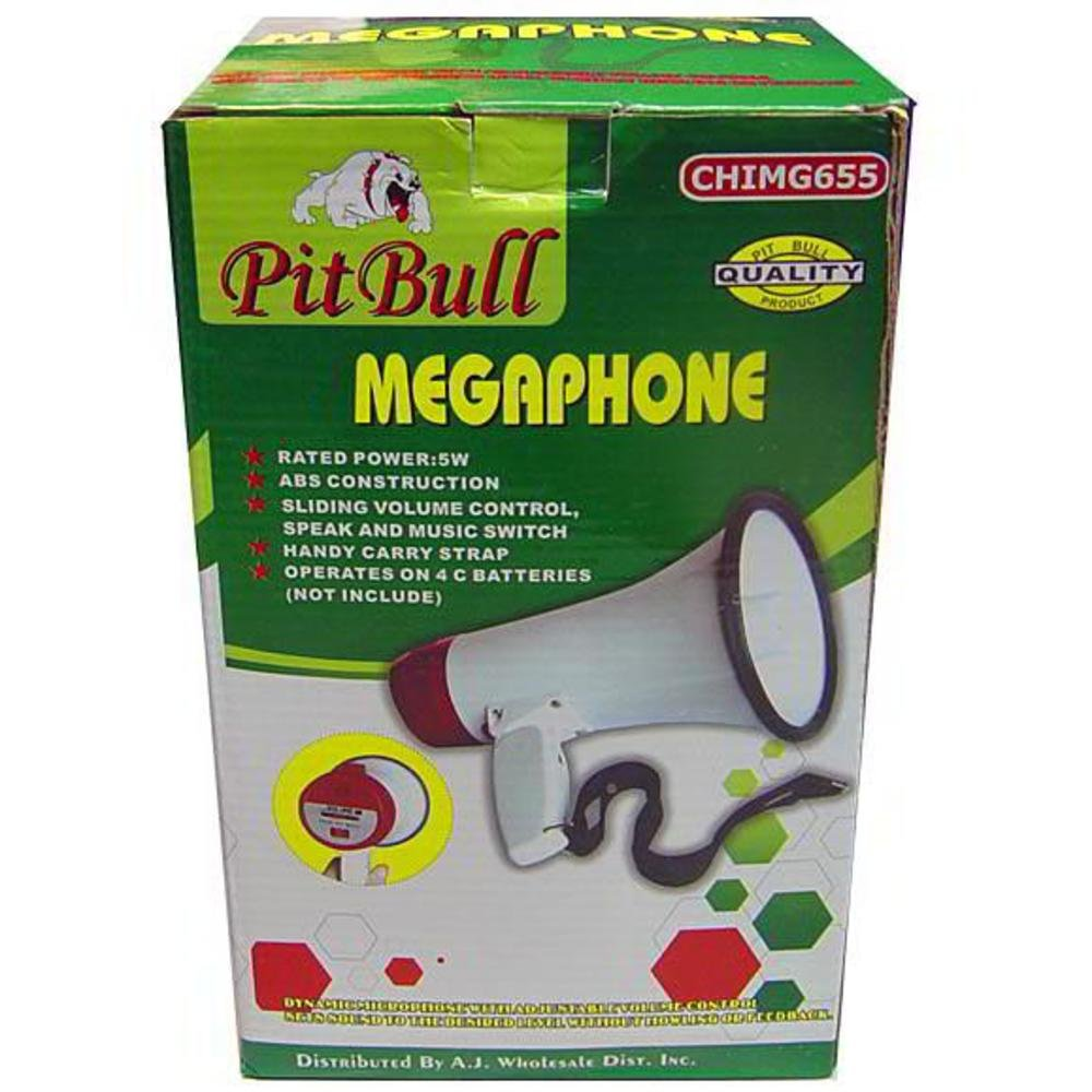 compact megaphone - Pack of 2 Kole Imports CHIMG655