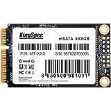 KingSpec/キングスペック 256GB mSATA3 (6GB/s) 内蔵型 3D MLC SSD ハードディスク 3年保証