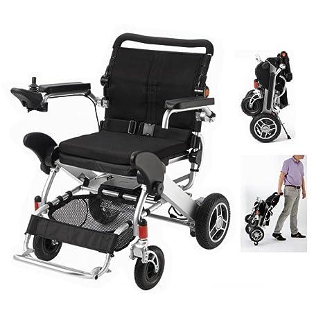 Apex Explorer 2 | Silla de ruedas eléctrica | Plegable | Ultraligera | Fácil de transportar ...