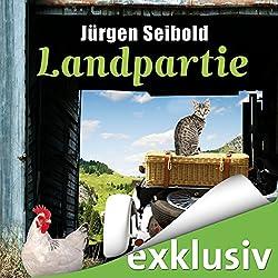Landpartie (Allgäu-Krimi 3)