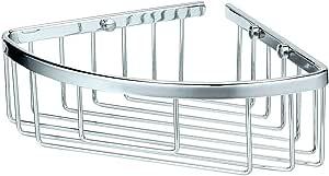 sin taladros. Base Cesta portagel para Grifer/ía De Ducha Y Ba/ñera de Aluminio Inoxidable