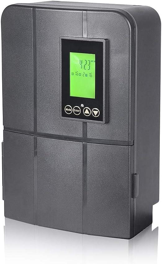 Paradise By Sterno Home Low Voltage Smart A C Transformer Wifi 12v 120v 200w Gl33210 Grey Amazon Com