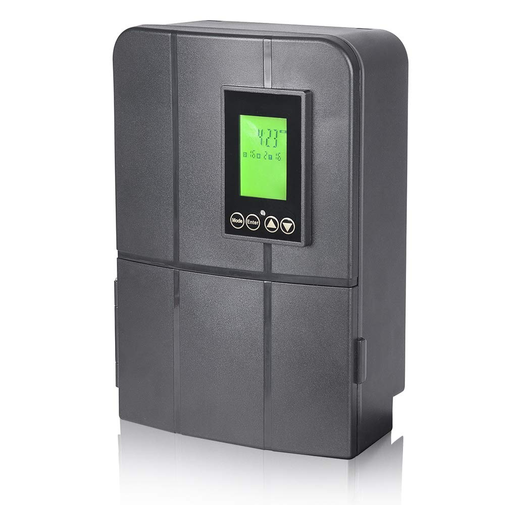 Paradise by Sterno Home Low Voltage Smart A/C Transformer, 12V & 120V, 200W (GL33210)