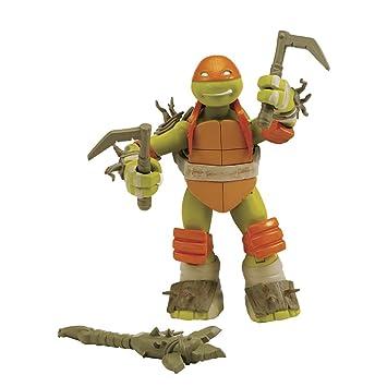 Tortugas Ninja - TMNT Figura de Michelangelo (Giochi ...