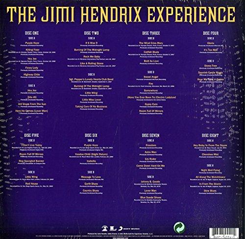 The Jimi Hendrix Experience (8-LP Vinyl Box Set) by Sony Legacy (Image #1)