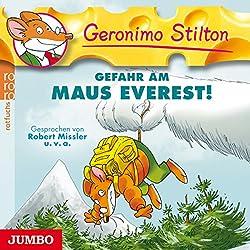 Gefahr am Maus Everest! (Geronimo Stilton 15)