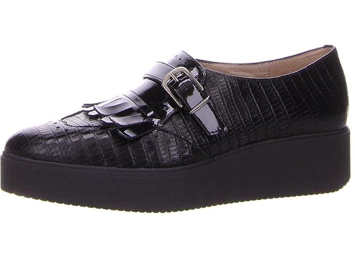 Unisa Clase_du_Pa - Mocasines para Mujer, Color Negro, Talla 39: Amazon.es: Zapatos y complementos