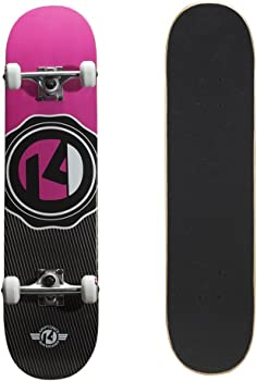 Kryptonics Drop-In Series 31 Inch Skateboard