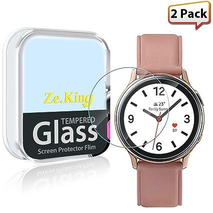 Amazon.com: [2-Pack] Samsung Galaxy Watch Active 2 (44mm ...