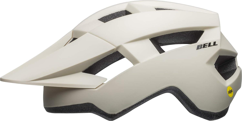 53-60 cm - Universal Adult Matte Sand//Black 2020 Bell Spark MIPS Adult Mountain Bike Helmet