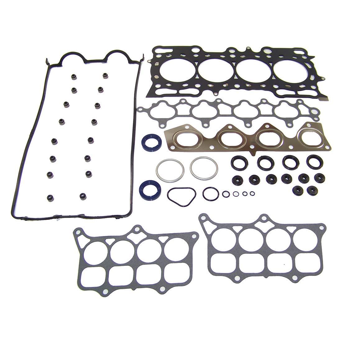 DNJ HGS224 Head Gasket Set 1997-2001 for Honda//Prelude//2.2L//DOHC//L4//16V//2156cc//H22A4