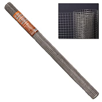 Galvanized Welded Wire Mesh Fencing, Cages and Security Steel - 1.8 ...