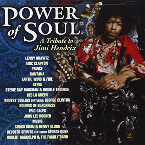 CD : Power Of Soul: A Tribute To Jimi Hendrix (CD)