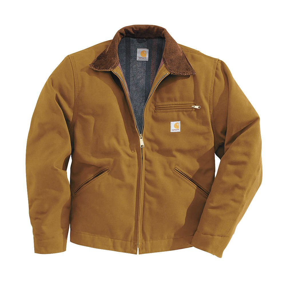 Brown Jacket XL Insulated