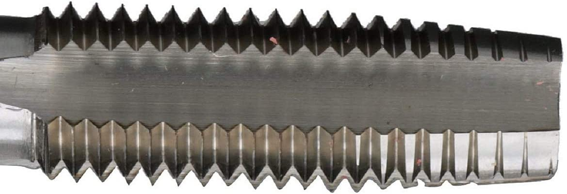 DWTT14X1.25 Qualtech m14 x 1.25 HSS Metric 4 Flute Taper Hand Tap