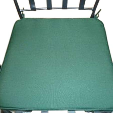 Amazonde Uk Gardens Grün Garten Möbel Stuhl Sitzkissen Für