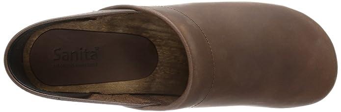 Chaussures Closed Classic Sanita mixte Amazon adulte Oil 1201005 wI18FqC