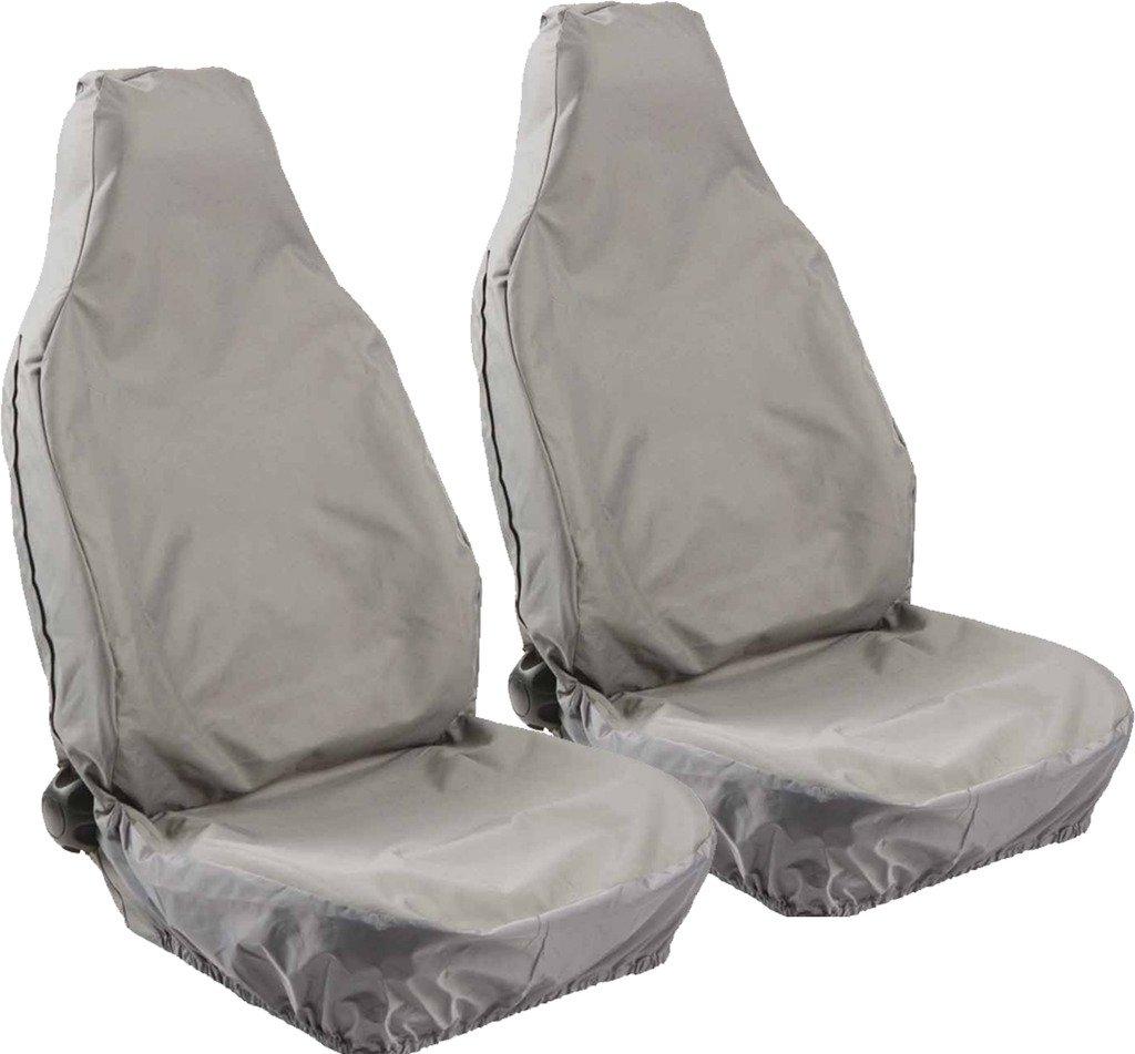 Rhino Automotive© HEAVY DUTY GREY SEAT COVER SET 1+1 RW1722 RHINO AUTOMOTIVIE