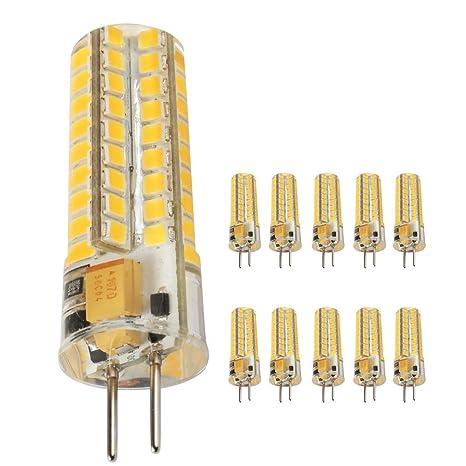 ukey U GY6.35 LED bombillas, W bi-pin Base AC/DC 12 V, ...
