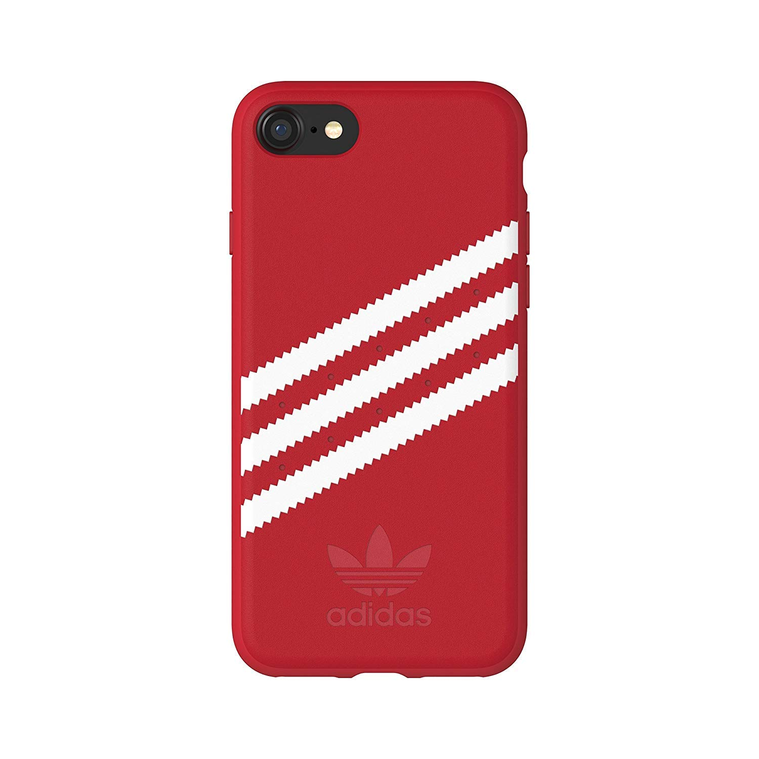 Adidas Carcasa Apple iPhone 8/7/6S/6 Moulded roja/Blanca