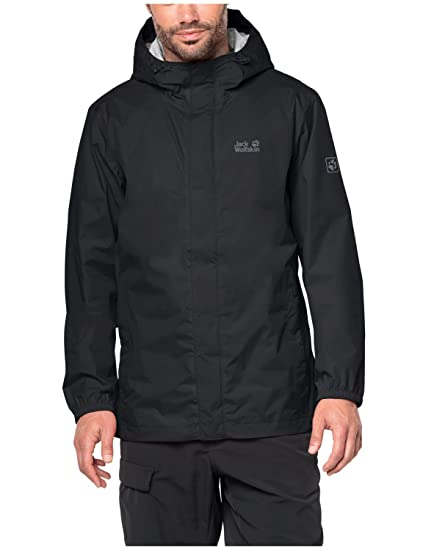 38ee8493298 Amazon.com: Jack Wolfskin Men's Cloudburst Jacket: Sports & Outdoors