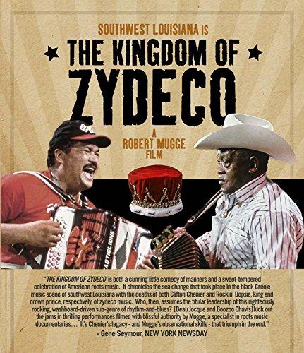 (Kingdom Of Zydeco, The [Blu-ray])