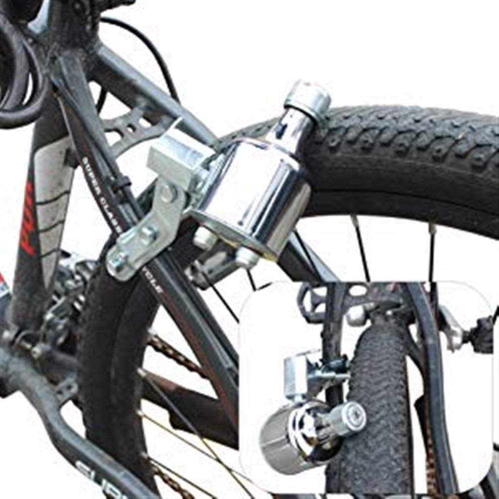 KEZIO Juego de luces dinamo para bicicleta, kit de luz dinamo para ...