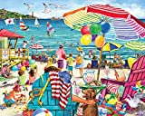 Day at The Beach Jigsaw Puzzle 1000 Piece