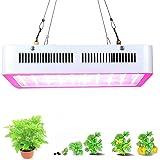 SMARUP led植物育成ライト300W 植物ライト 水栽培 室内栽培 日照不足解消 植物育成 観叶植物园芸用品