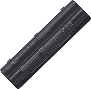 Bay Valley Parts New JWPHF 9 Cell Laptop Battery for Dell XPS 14 15 17 L401x L501x L502x L701X L702X R795X J70W7 High Performance Notebook Battery[9-Cell 7800mah/86wh (Grade A Cell)