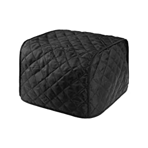 Warmsky Polyester Fabric Quilted Four Slice Toaster Appliance Dust-proof Cover, Dust and Greasy Protection