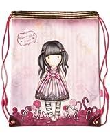 GORJUSS Drawstring Bag Sugar & Spice Gym Bag 479GJ06 - GORJUSS Bags