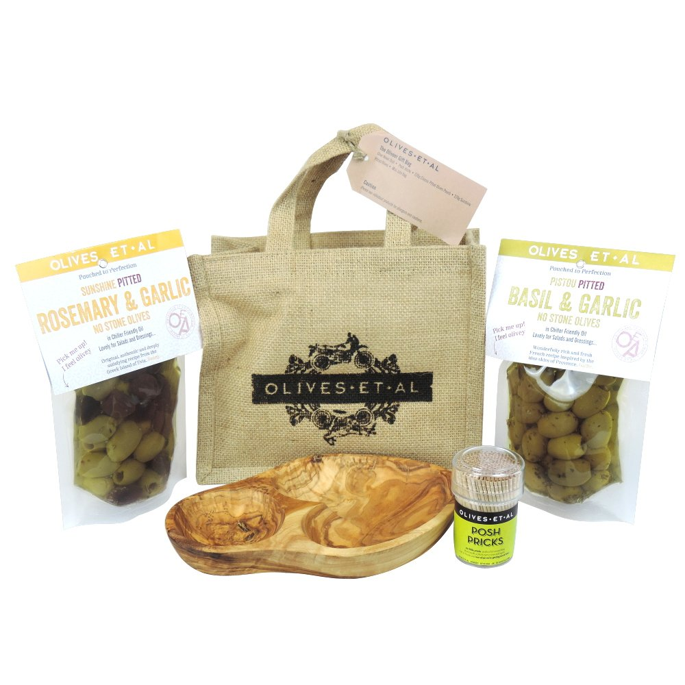Olives Et Al - The Oliveer Gift Bag (Case of 6)