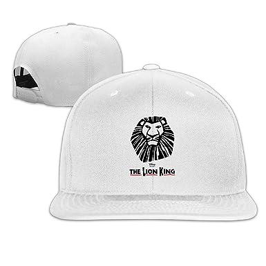 2171810d6f1 The Lion King Cap Boys Womens Snapback at Amazon Men s Clothing store