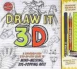 Draw It 3-D (Klutz)