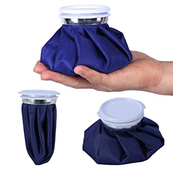 Amazon.com: Bolsa de hielo reutilizable para heridas ...