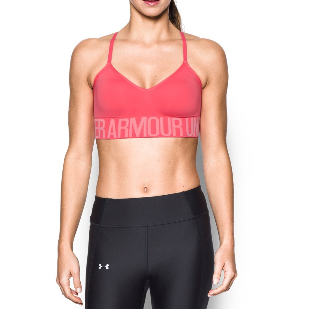 Under Armour Women's Armour Seamless, Perfection /Ballet Pink, X-Small
