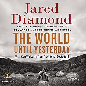 The World until Yesterday Audiobook