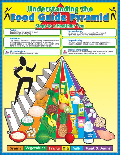 understanding-the-food-guide-pyramid-chart