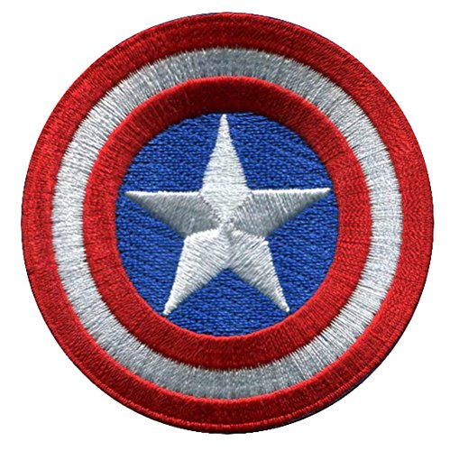 Mini Captain America Morale Decorative Backpack Jacket Ballcap (Nick Fury Costume Halloween)