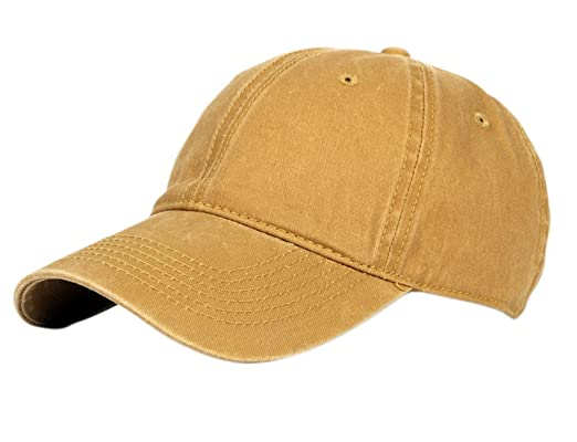 iTemer 1pcs Visera Simple y Elegante de Gorra de béisbol con ...