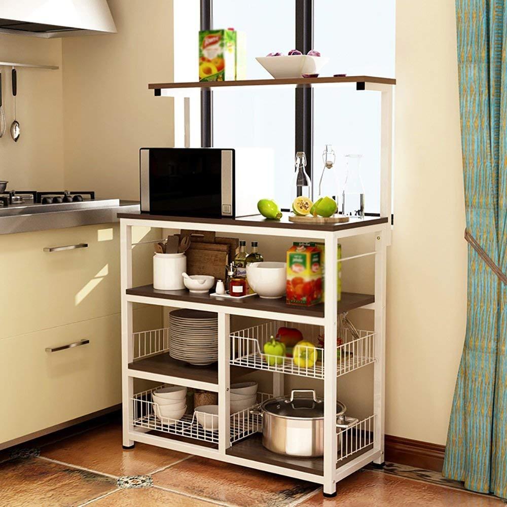 XQY Bastidor de almacenamiento Adecuado para la cocina Oficina en ...