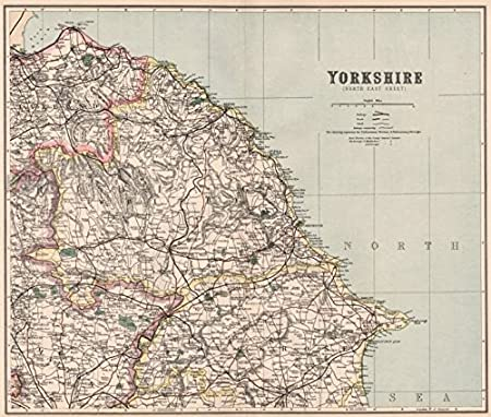 NORTH YORKSHIRE MOORS. North East. Whitby Buckrose constituencies ...